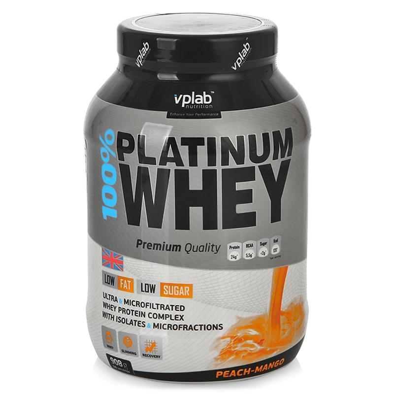 VP 100% Platinum Whey (908 гр) 1380 руб.